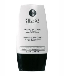 Shunga Lluvia de Amor Crema Estimulante
