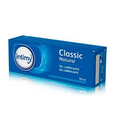 Intimy classic natural gel lubricante intimo