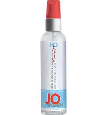 Jo for women lubricante H2O efecto calor