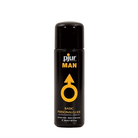 Pjur Man Basic lubricante silicona