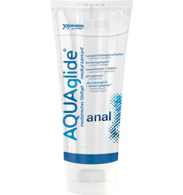 Aquaglide lubricante anal