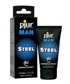 Pjur Man Steel Gel Estimulante