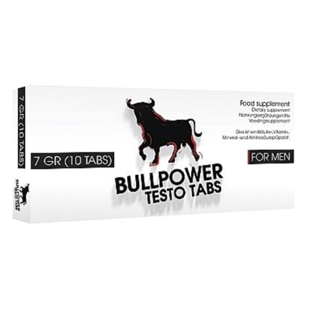Bullpower Testo Tabs