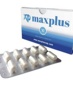 Maxplus 10 cápsulas